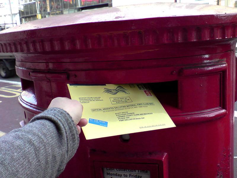 Trump Administration Starves the U.S. Postal Service