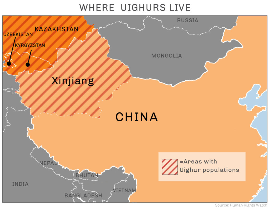 Mandatory Birth Control: China Weaponizes Reproductive Health Against Uyghur Women