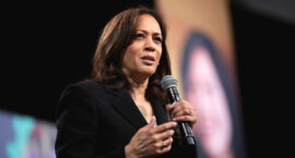 Kamala Harris Breaks the Glass Ceiling to the Executive