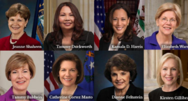 We Heart: Senators on Suffrage and the Importance of Voting