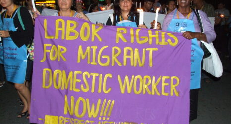 Will California Lead the Charge for Domestic Workers' Rights During the Pandemic?