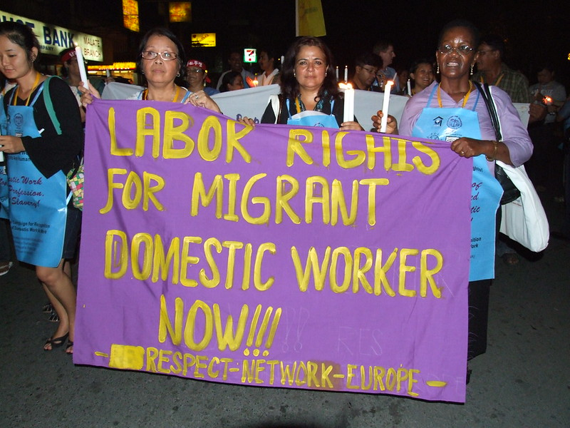 Will California Lead the Charge for Domestic Workers' Rights During the Pandemic? Health and Safety for All Workers Act