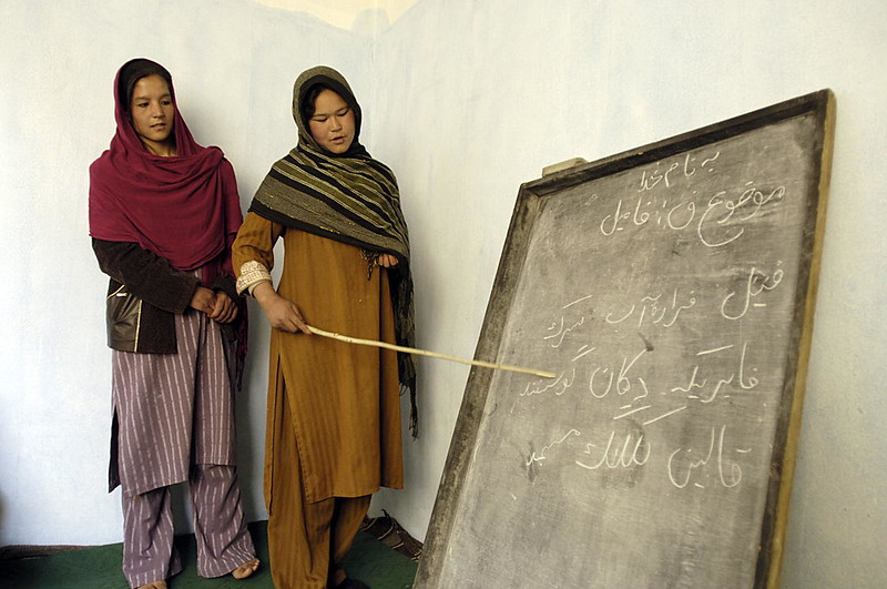 Access To Education and Literacy Are Fundamental To the Protection of Afghan Women's Rights