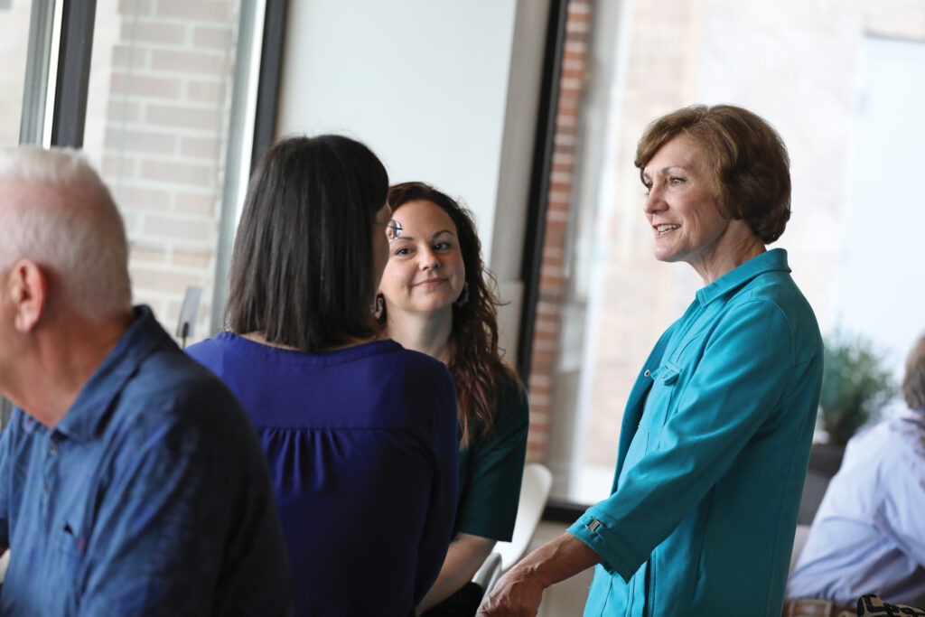 Dr. Barbara Bollier Senate women Trump