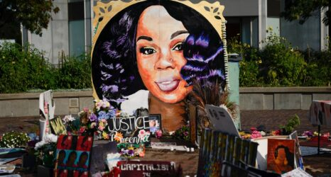 Breonna Taylor: No Officers Criminally Responsible for Death