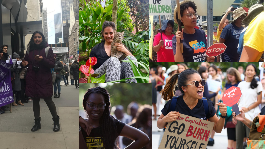 How Young Feminists are Re-Imagining the Climate Conversation