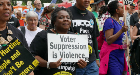 In North Carolina, Black Voters' Mail-In Ballots Far More Likely to Be Rejected Than Any Other Race