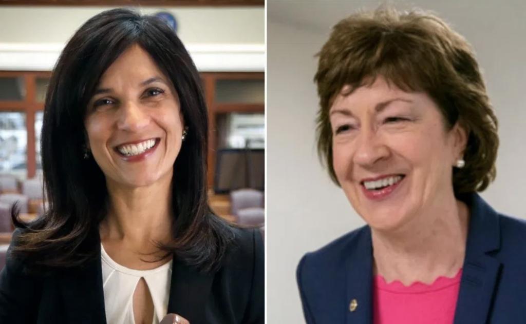 Maine: Sara Gideon Challenges Sen. Susan Collins