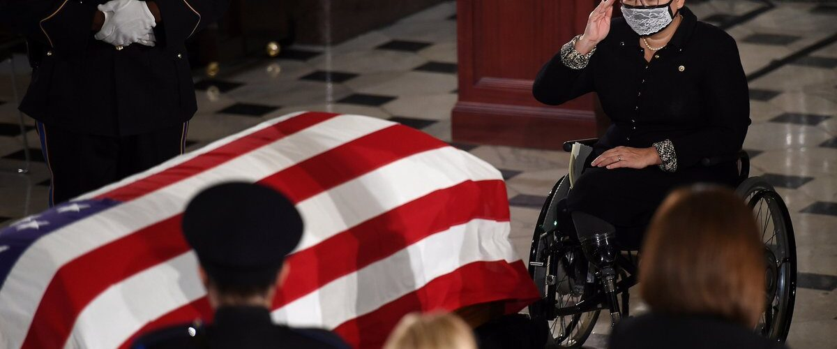 """Sen. Tammy Duckworth: """"Ginsburg Changed This Nation—and My Own Life—Time and Again"""""""