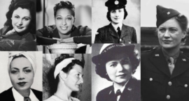 Seven Indomitable Women of World War II