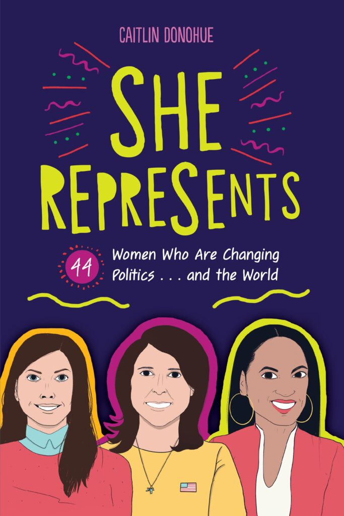 Q&A: Author Caitlin Donohue on Electing Women and the Power of Representation