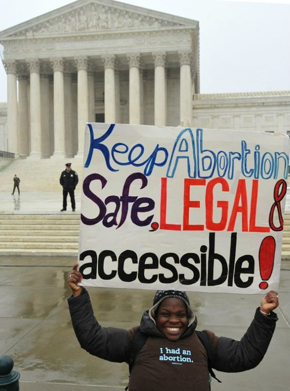 What's at Stake: Access to Abortion