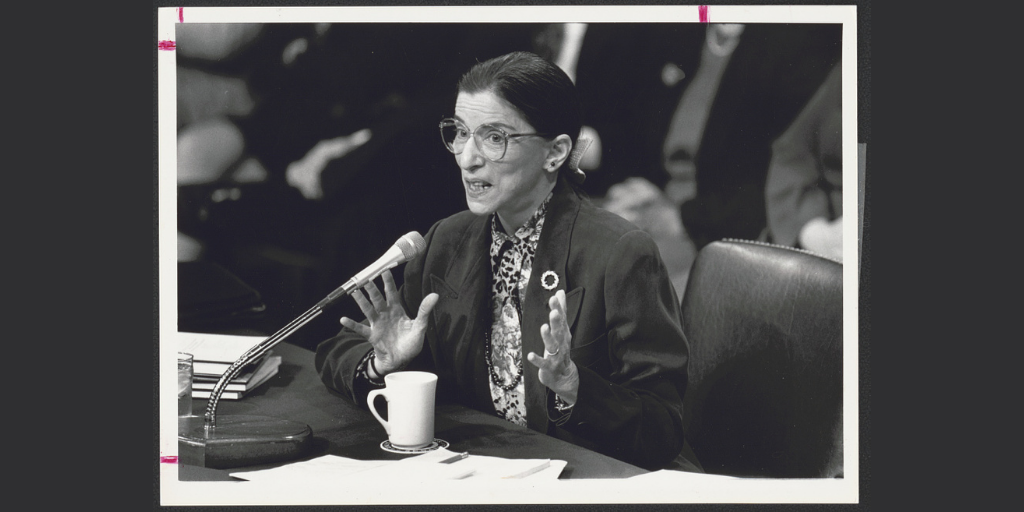 The Feminist Majority Mourns the Death of Justice Ruth Bader Ginsburg - Ms. Magazine