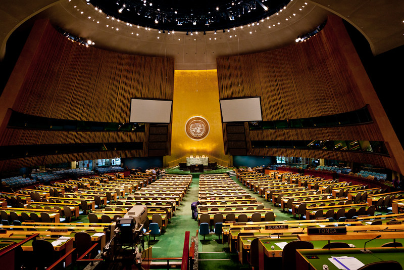 UN General Assembly 75: In a Pandemic World, Where Does Gender Equality Fit In?