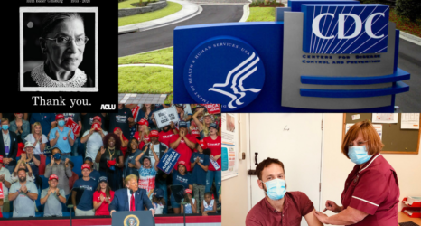 Weekly Pulse: RBG's Impact on Reproductive Health Care; What's Going on at the CDC?