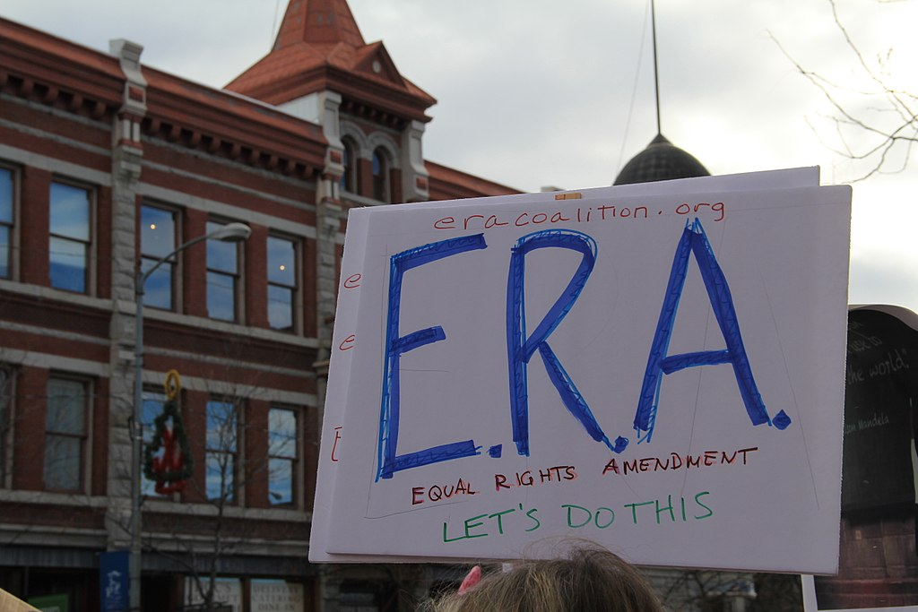 Where Do Your Candidates Stand on the Equal Rights Amendment? Here's Where to Find Out.