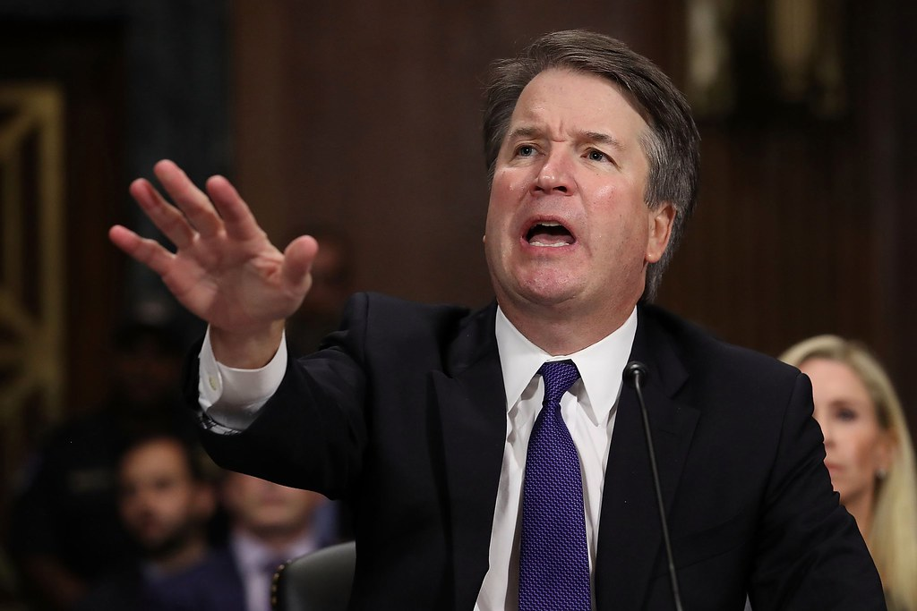 Fight & Flight: On Grassroots Resistance, the Supreme Court, and the Women Who Flew in the Face of Kavanaugh