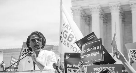 Black Women to Democrats: Defend Our Rights!