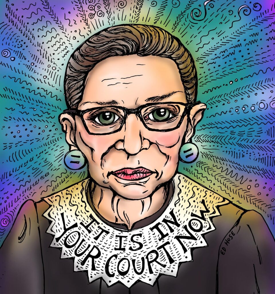 Ruth Bader Ginsburg Created the Playbook for Feminist Barrier-Breaking