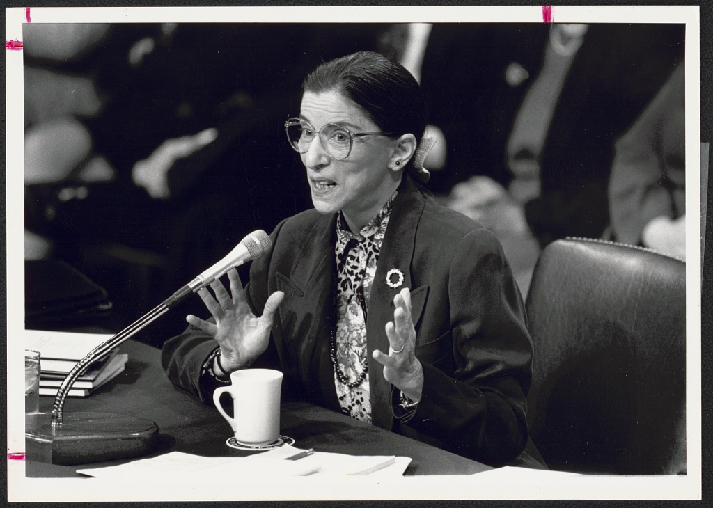 Weekly Pulse: RBG's Impact on Reproductive Care; What's Going on at the CDC?