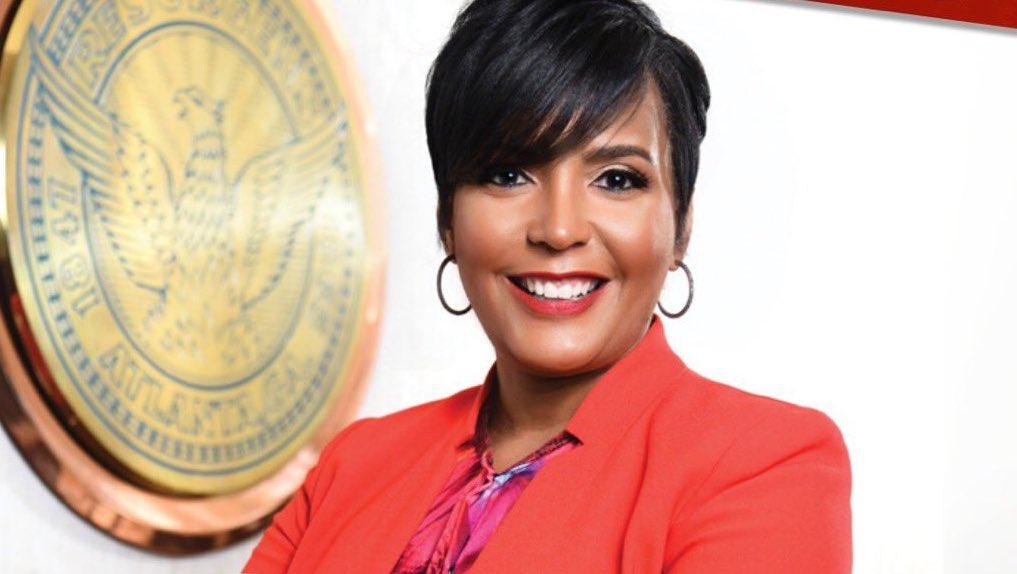 Atlanta Mayor Urges City Employees to Work the Polls on Election Day