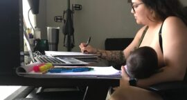 Colleges Must Accommodate Students Who Are Breastfeeding—Even in Zoom Classes