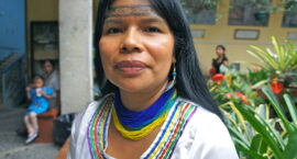 Ratifying the Escazú Agreement Will Support Women Land Defenders and Protect Nature
