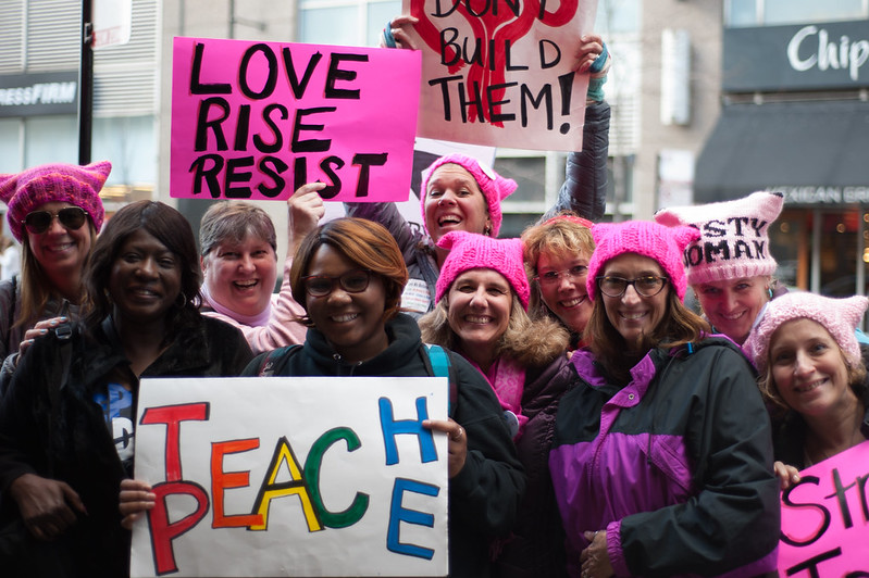 In the Fight for the Battleground States, Women Voters Play a Critical Role
