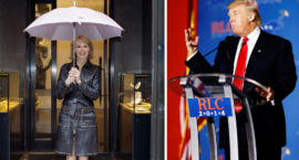 Justice Department Seeks Immunity for Trump on Lies about E. Jean Carroll Rape