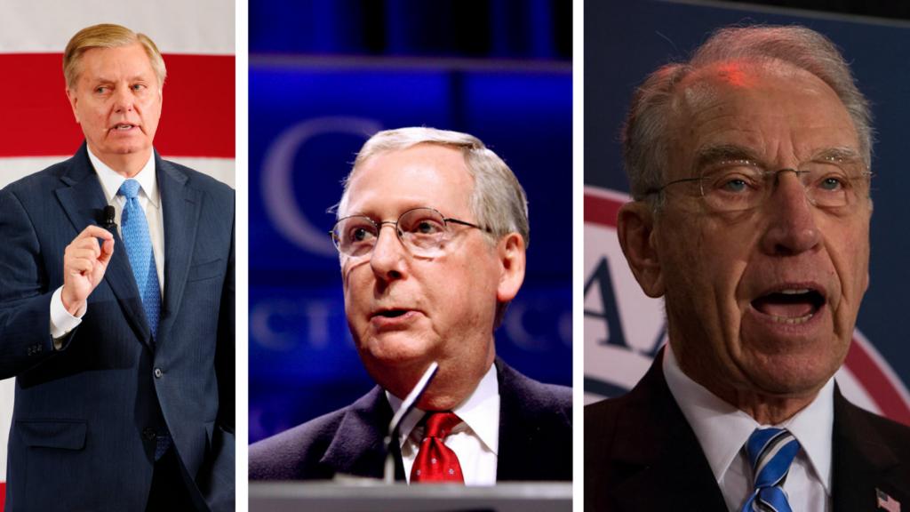 "Merrick Garland, Amy Coney Barrett, and the ""Two-Faced,"" ""Duplicitous"" Republican Senators"