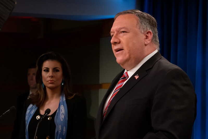 Mike Pompeo is Wrong: There *Is* an International Right to Abortion
