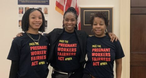 Accommodating Pregnant Workers is a Matter of Reproductive, Economic and Racial Justice