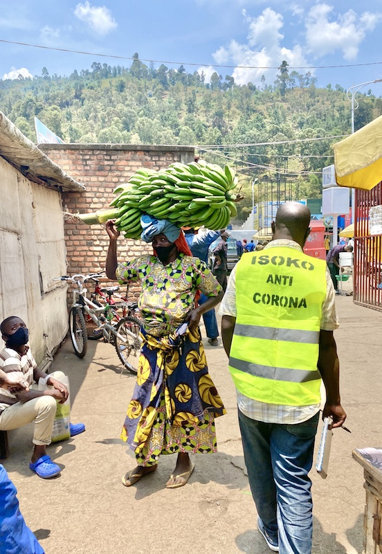 Safer in Rwanda: Other Countries Are Taking COVID-19 Seriously, and It Shows