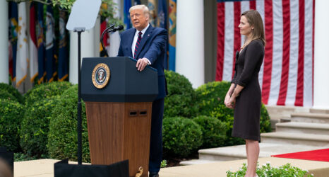 The Confirmation of Amy Coney Barrett—and the End of Roe as We Know It