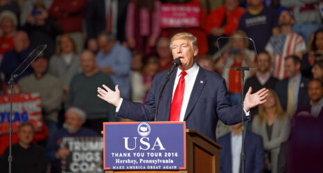 The Deterrence Project: Trump's 2016 Strategy To Block Black Voters