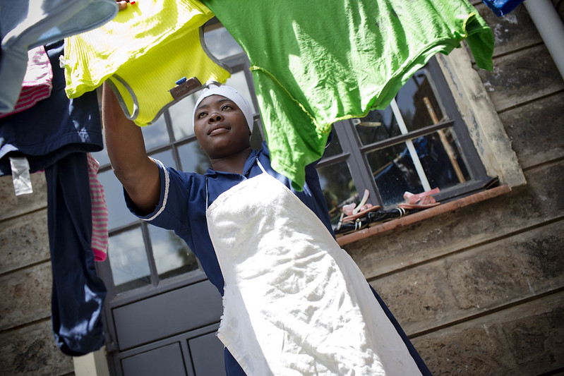 """""""No Relief"""": The Impact of COVID-19 on Domestic Workers"""
