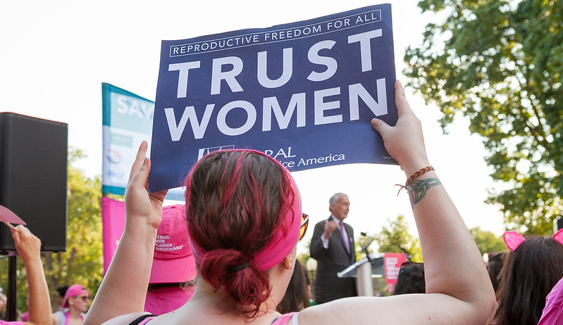 The Pandemic Politics of Reproductive Health Care