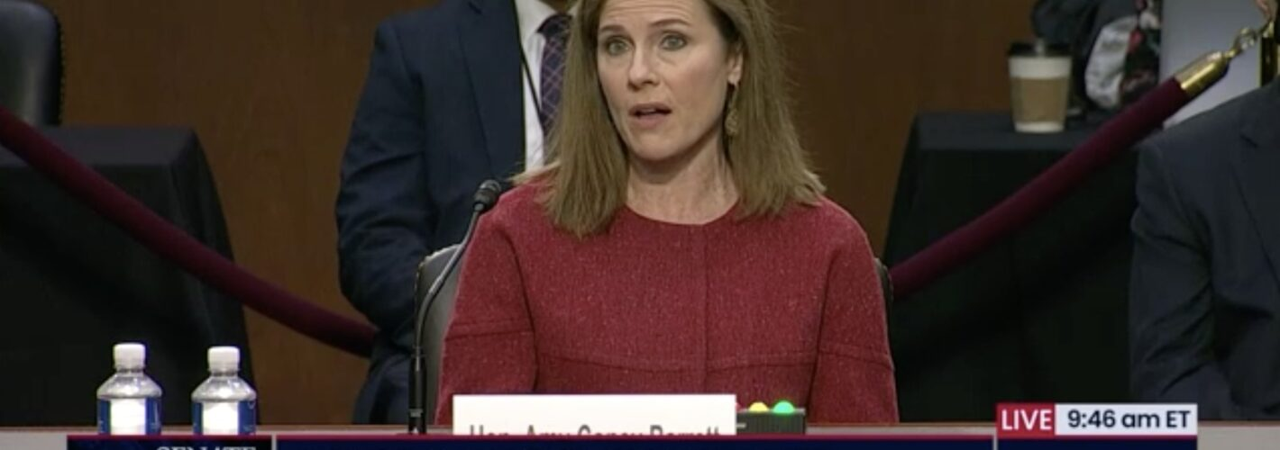 Top Takeaways: Day 2 of Amy Coney Barrett Confirmation Hearings