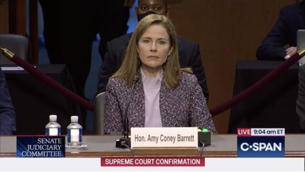 Top Takeaways: Day 3 of Amy Coney Barrett Confirmation Hearings