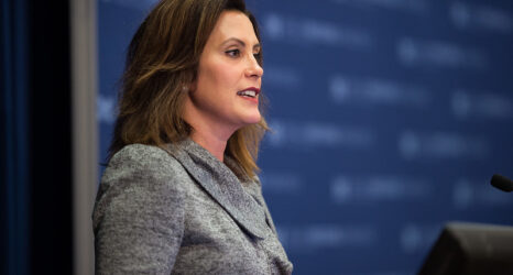 Trump Attacks Michigan Gov. Whitmer After His Supporters Conspire to Kidnap Her