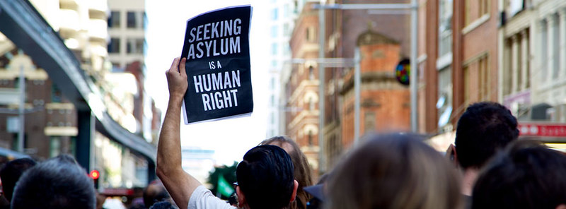 Trump's War of Attrition on Women Asylum Seekers