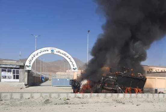 Violence in Afghanistan on the Rise While Peace Talks Resume