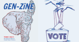We Heart: GEN-ZiNE's Election Guidebook Sends Gen Z to the Polls