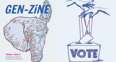 We Heart: GEN-ZiNE's Election Guidebook Sends Gen Z to the Polls
