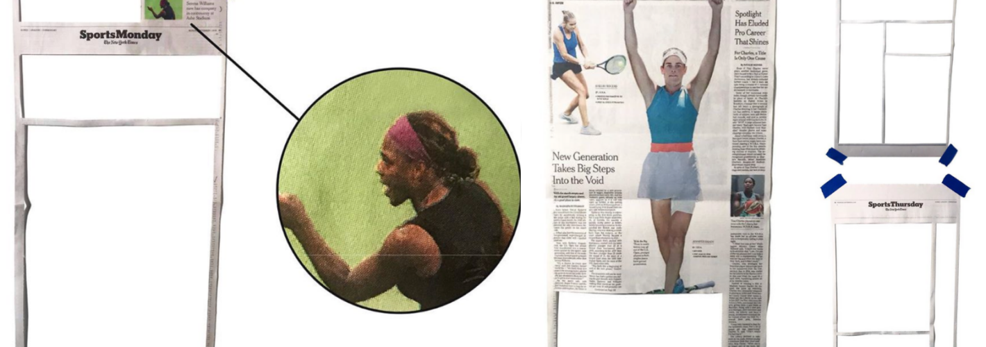 We Heart: What Do Sports Pages Look Like Without Men?