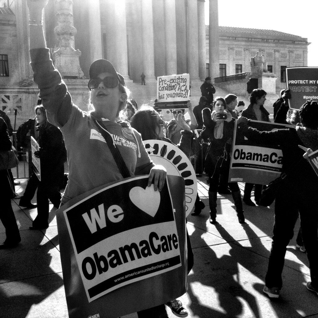 health care elections affordable care act amy coney barrett