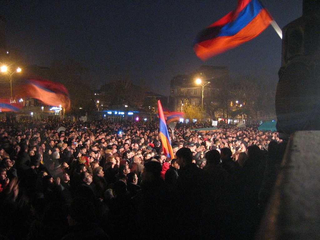 Armenian Feminists Call for Multi-Ethnic Peaceful Living Amidst War