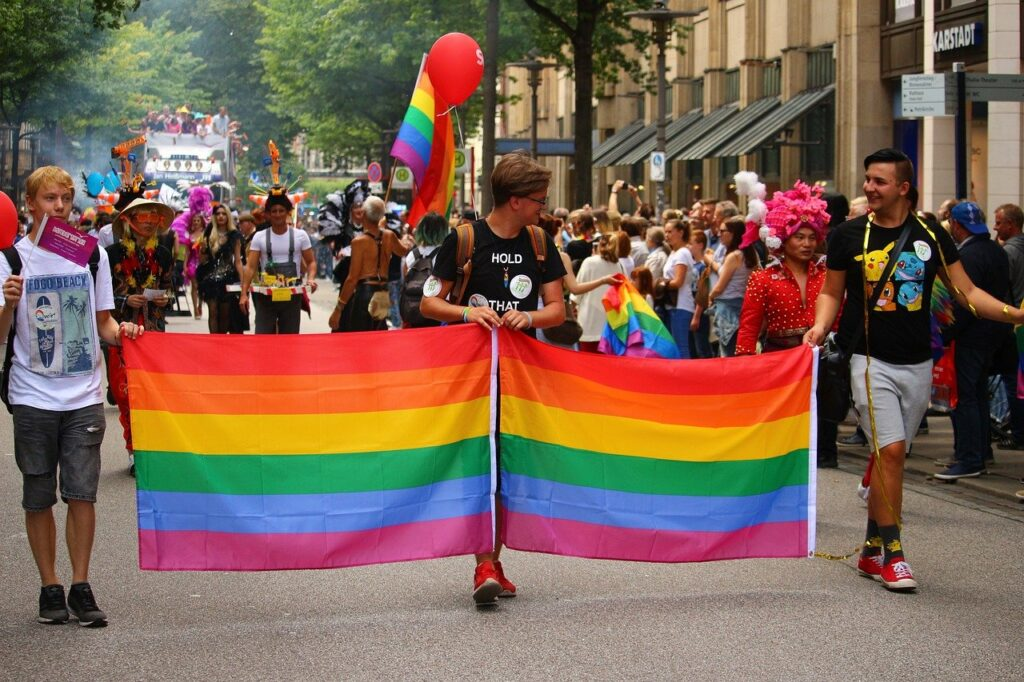 LGBTQ People at Higher Risk for Suicide