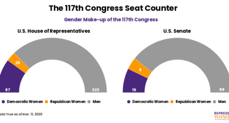 Weekend Reading: The Status of Women's Political Representation, as Told by Eight Charts
