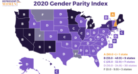 This Index Scores All 50 States on Women's Representation. Just One State Scored an A.